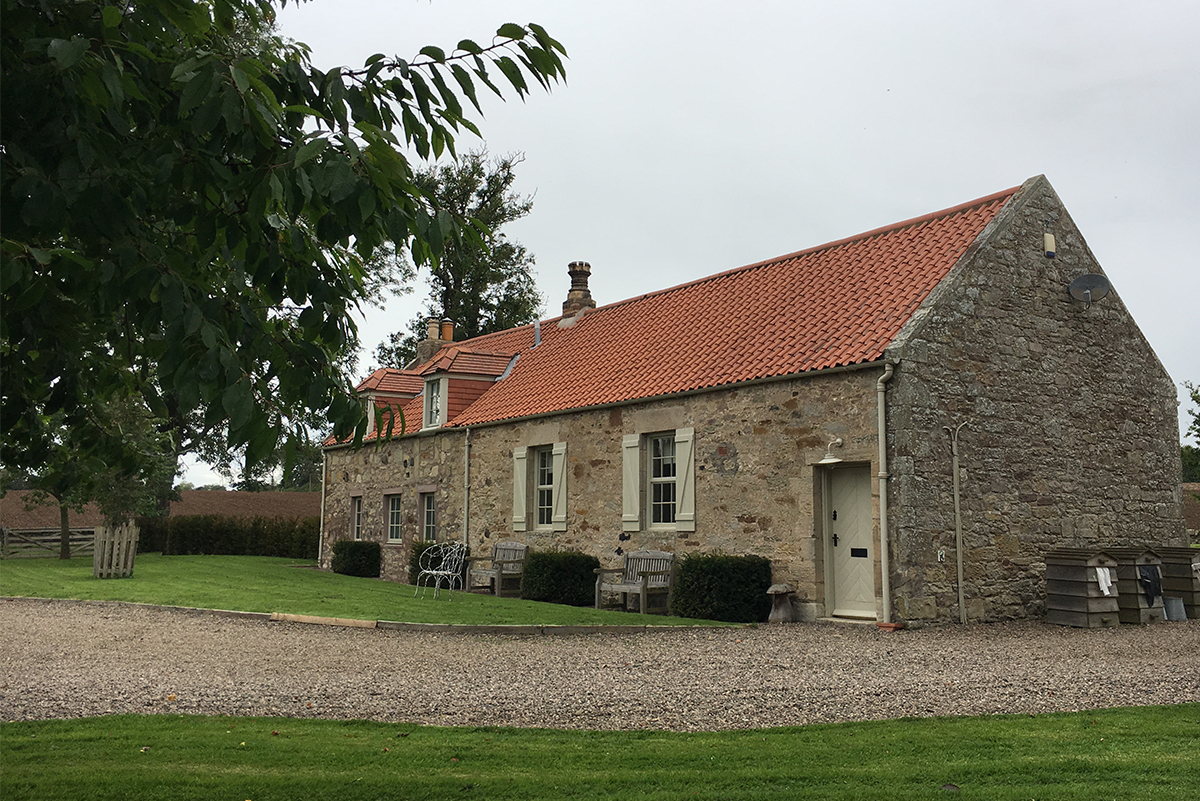 Milne-Graden-School-House-Holiday-Cottage-Exterior